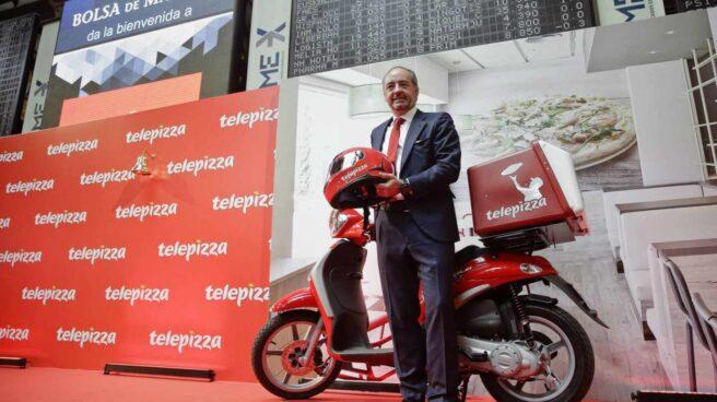 El fondo KKR lanza una oferta para hacerse con el 100% de Telepizza.