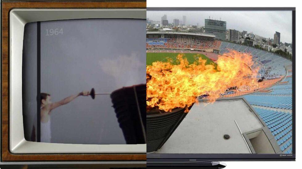 Japón retransmitió los primeros juegos olímpicos en color. Ahora quiere hacer lo mismo con el 8K, que combina IA y ultra alta resolución.
