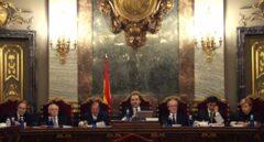 El juicio del 'procés' arranca en el Supremo el día 12:  Rajoy, Rufián y Mas serán testigos