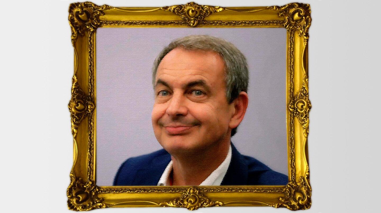 Retrato Zapatero