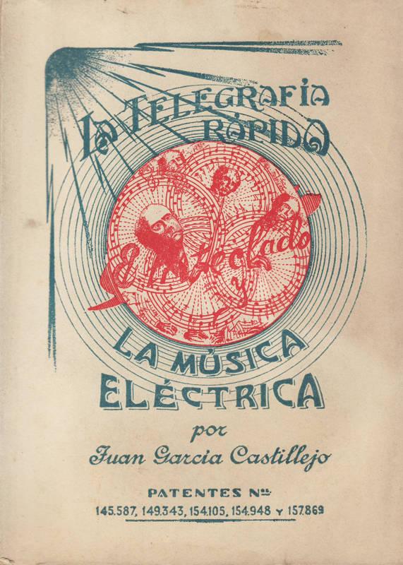 """Portada de """"La Telegrafía Rápida"""", 1944"""
