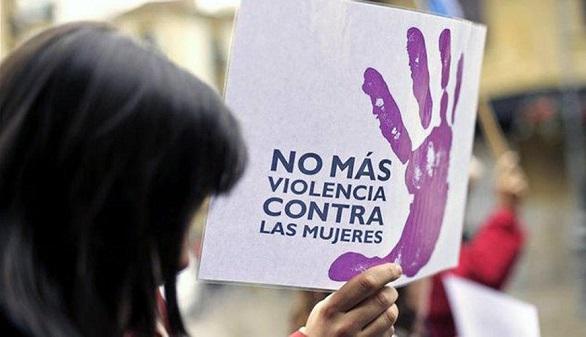 Imagen de archivo de una manifestación feminista.