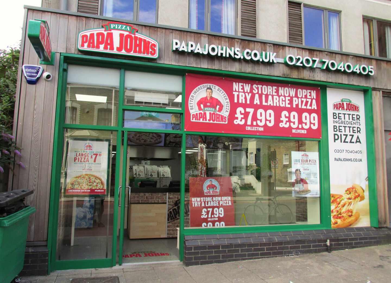 El dueño de Burger King estudia la compra de las pizzerías Papa John's.