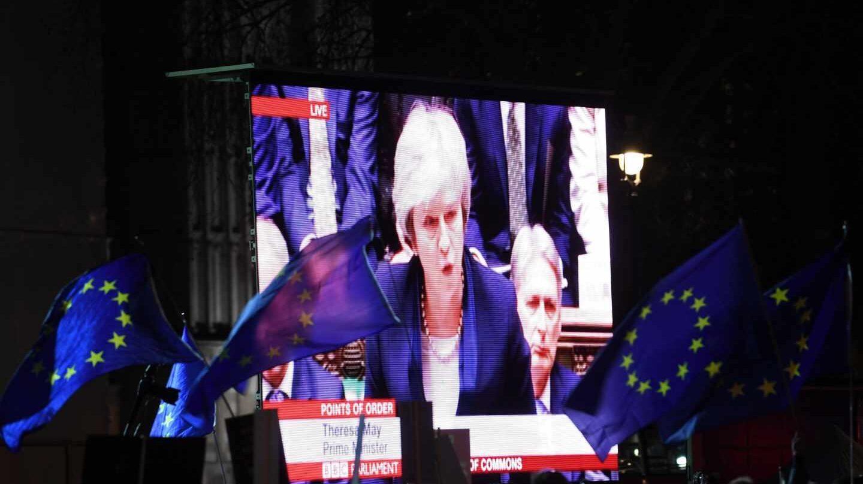 La incertidumbre por el Brexit paraliza a los mercados financieros.