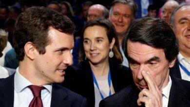 Casado vuelve con Aznar al Campus de verano de FAES del que huyó Rajoy