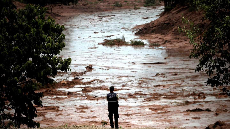 El mayor productor de hierro del mundo se desploma en bolsa tras el desastre minero de Brasil.