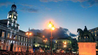 La guerra del taxi en Madrid continuará este martes en las sedes de UGT, del PP y en Sol