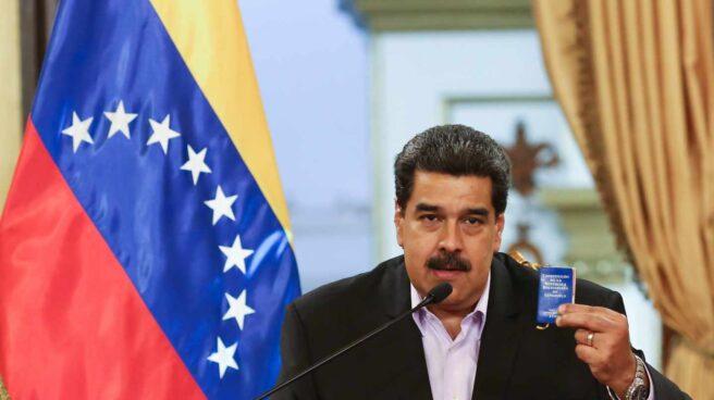 Discurso de Nicolás Maduro, presidente de Venezuela.
