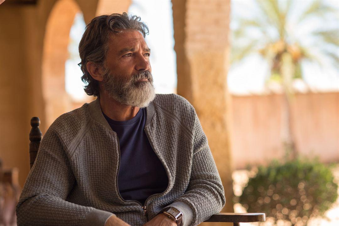 Antonio Banderas en 'Como la vida misma'
