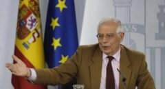 """El TSJC rechaza por """"extemporánea"""" la petición de Borrell de cerrar las embajadas"""
