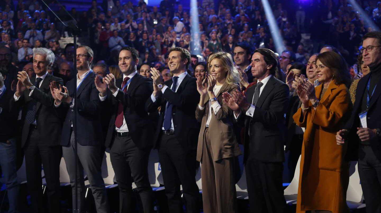 Pablo Casado, en el cierre de la Convención del PP.