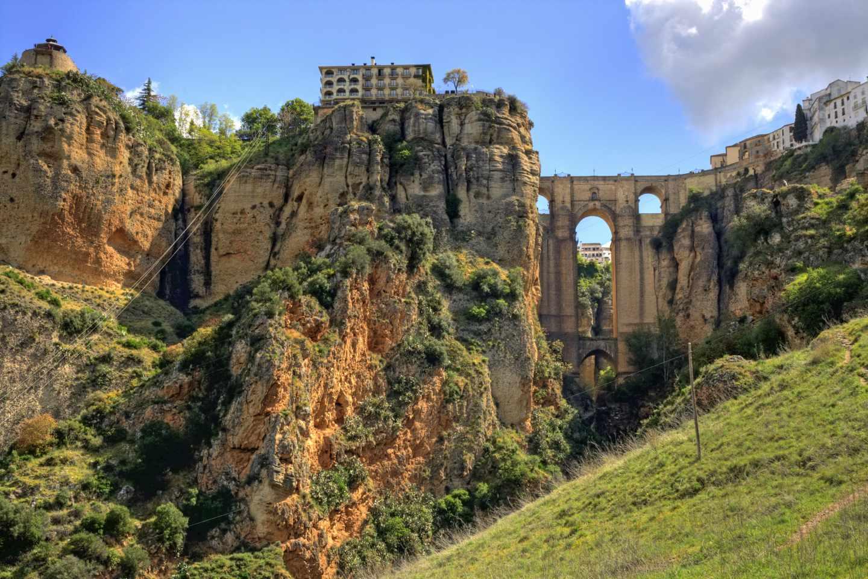 Desfiladero y Puente Nuevo de Ronda