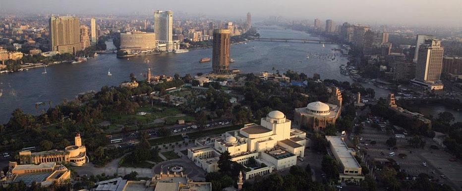 El Cairo tiene una de las tasas más altas de agua contaminada del planeta.