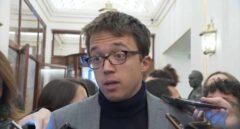 Iñigo Errejón, candidato de Más Madrid a la Comunidad.