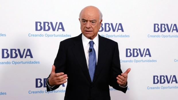 Francisco González, ex presidente de BBVA.