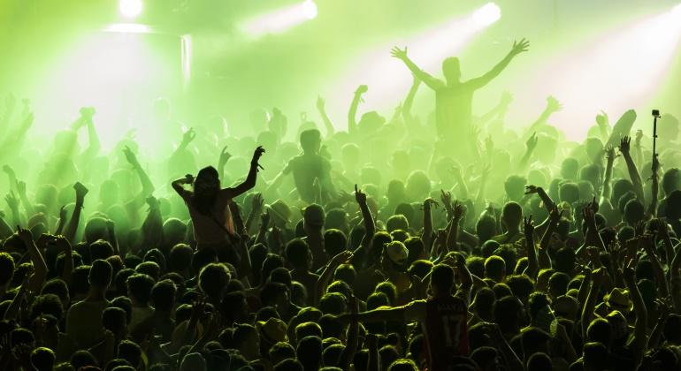 Festival Arenal Sound en Burriana (Castellón)