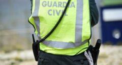 Fotografía de archivo de un Guardia Civil
