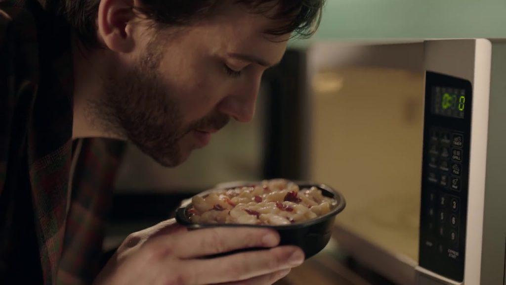 Imagen del anuncio censurado de Kraft Heinz.