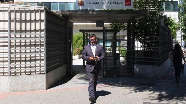 El ex edil del PP y nuevo afiliado a Vox, Jesús Sánchez Yáñez.