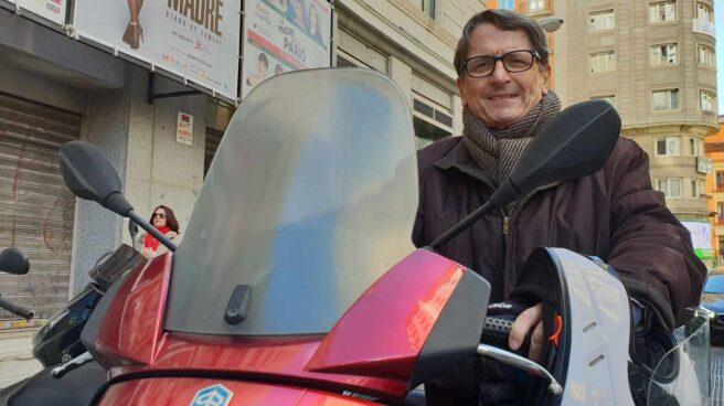 Manuel De la Rocha, candidato a las primarias del PSOE para el Ayuntamiento de Madrid.