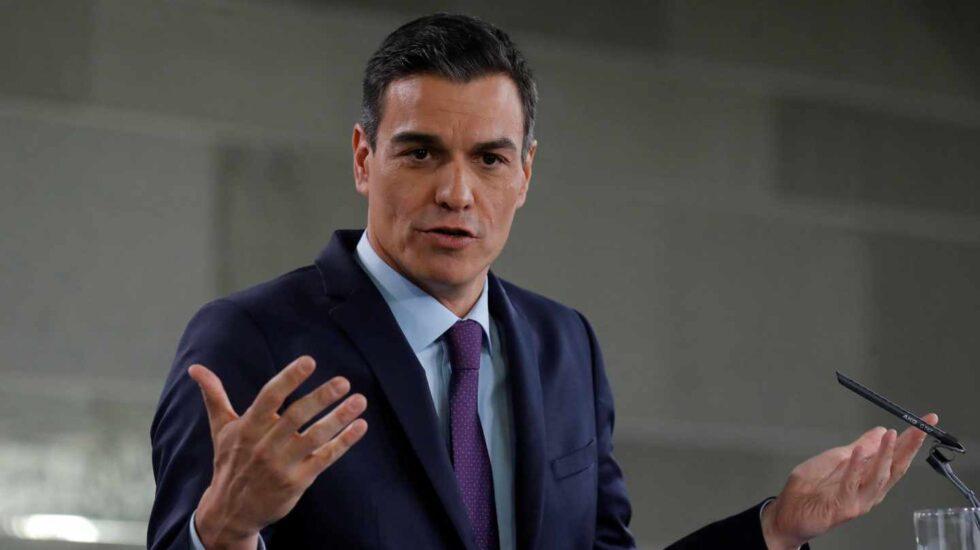 El presidente del Gobierno de España, Pedro Sánchez.