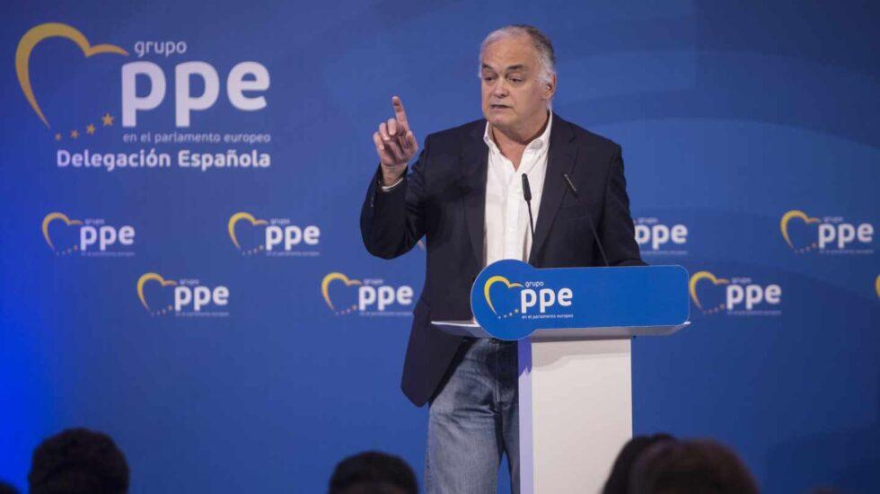 Esteban González Pons, portavoz del PP en el Parlamento europeo.