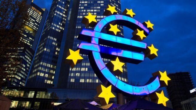 Sede del BCE en Fráncfort. España es uno de los países más desfavorecidos de los 20 años del euro