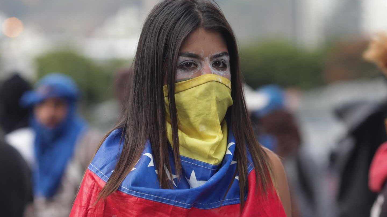 Mujer Venezuela