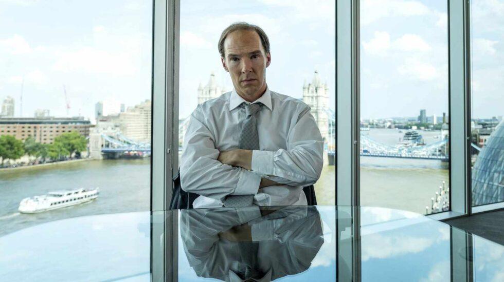 Bennedict Cumberbatch en 'Brexit. The Incivil War' de HBO