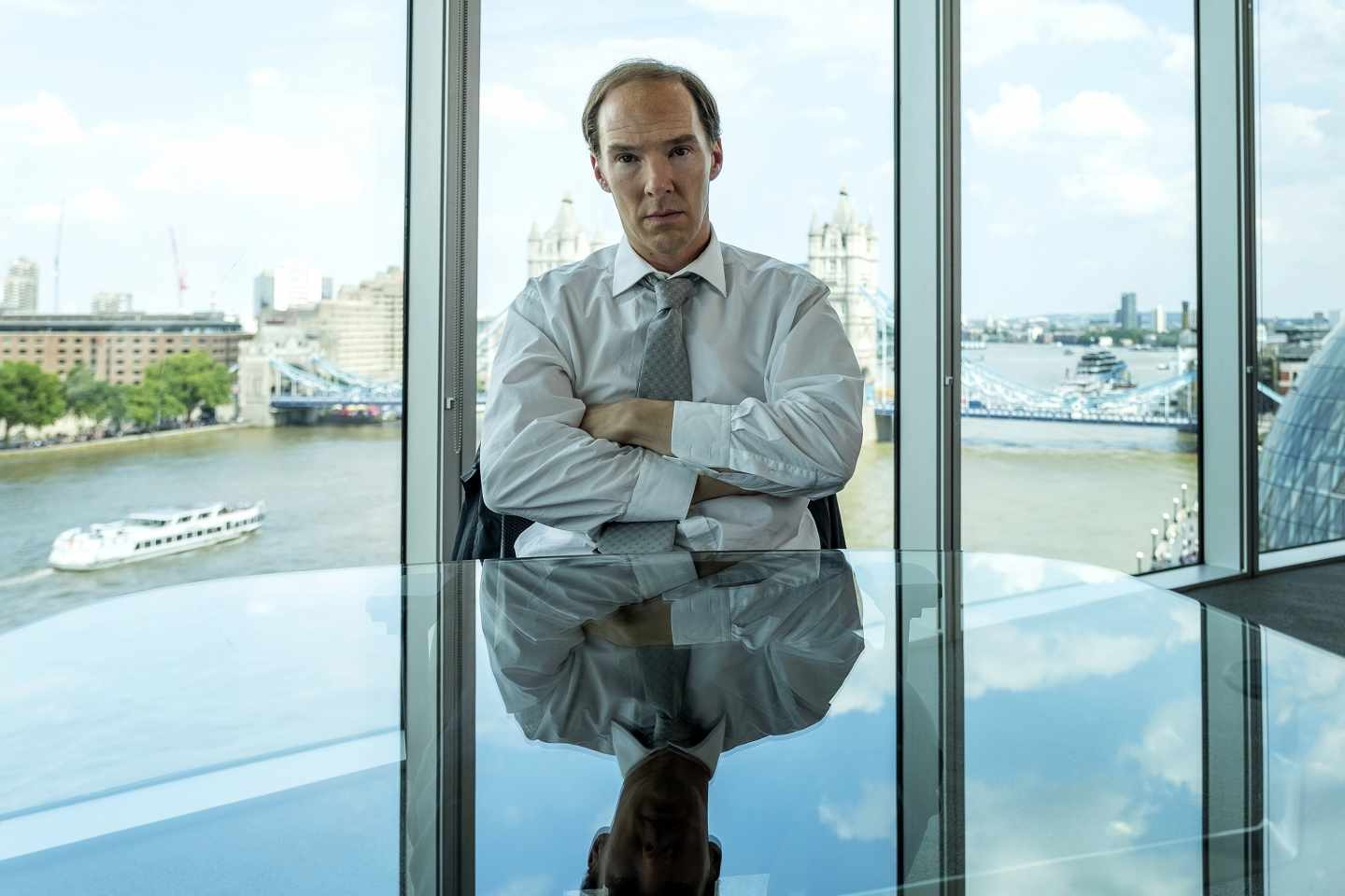 Bennedict Cumberbatch en 'Brexit. The Incivil War' de HBO