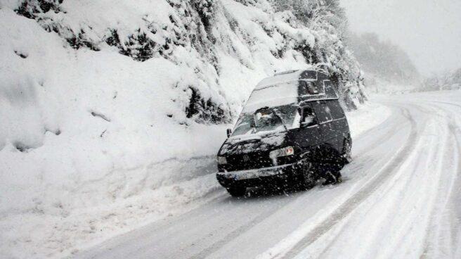 Ola de mal tiempo en España