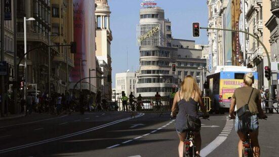 El Ayuntamiento de Madrid estima soterrar la Gran Vía