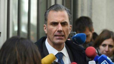 """Ortega Smith sobre las '13 Rosas': """"Torturaban, asesinaban y violaban vilmente"""""""