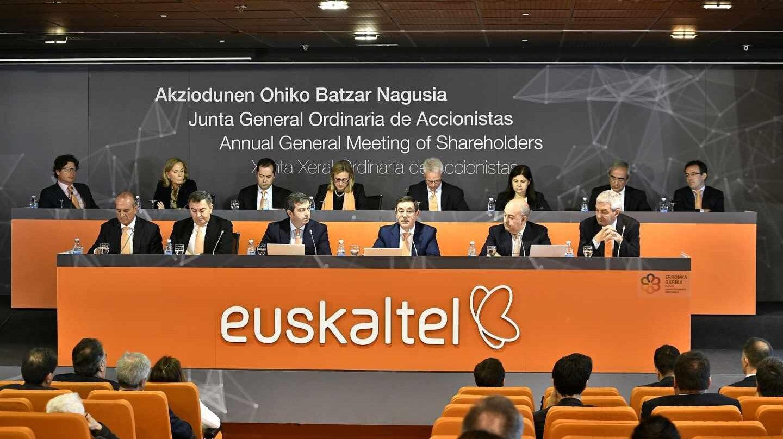 Euskaltel se dispara un 10% en bolsa ante la posibilidad de que Orange intente comprarla.