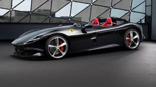 El Ferrari más exclusivo se olvida de Marchionne y conquista al mercado.