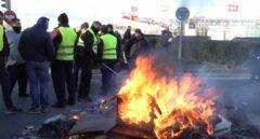 """Los taxistas en Fitur: """"Igual que apoyamos el 155, que se cumpla la ley con los VTC"""""""