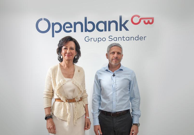 El mejor año de Openbank en dos décadas: triplica el crédito y capta 1.200 millones
