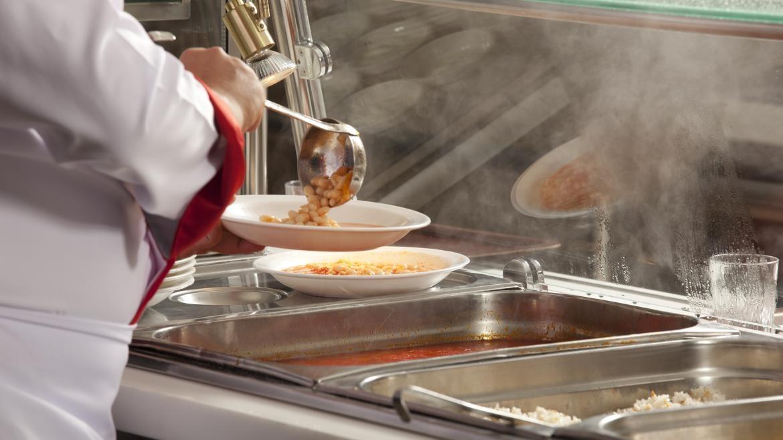 En España se dedican entre 2.000 y 3.000 millones de euros anuales a la compra pública alimentaria.