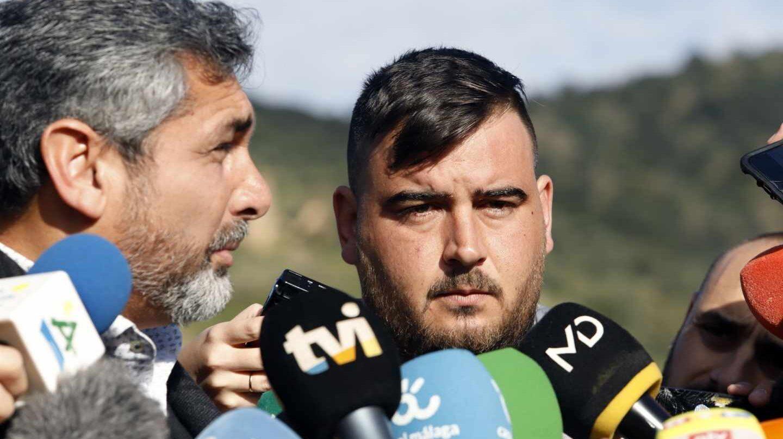José Roselló, padre del pequeño Julen atrapado en el pozo de Totalán (Málaga)