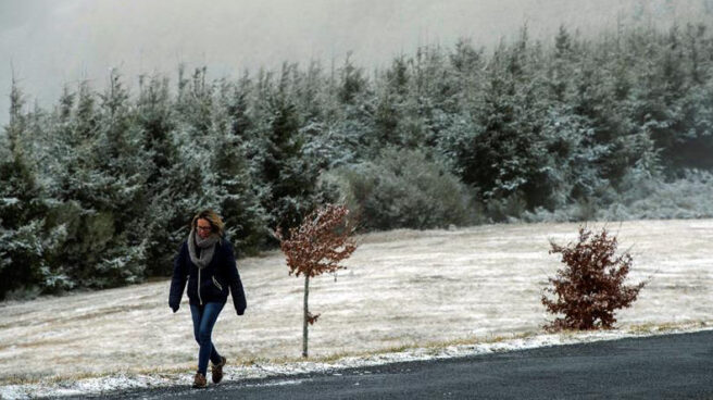 Ola de frío en Lugo
