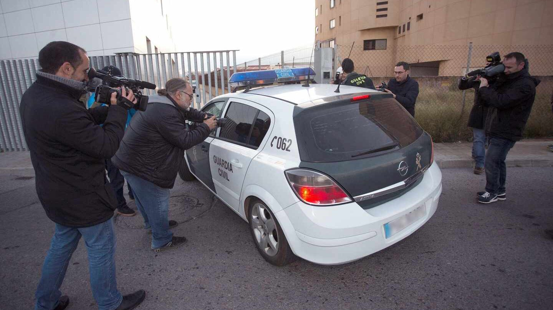 Cuatro detenidos en Alicante por una agresión sexual múltiple en Nochevieja