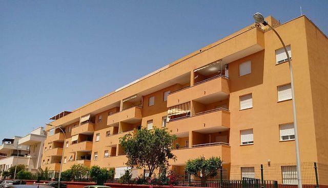 Piso incluido en la promoción de Casaktua, en Roquetas de Mar (Almería).