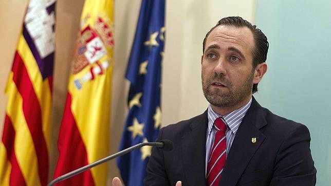 El ex presidente de Baleares y ex senador, José Ramón Bauzá
