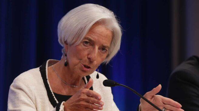 El FMI salva a España del frenazo de la economía mundial.