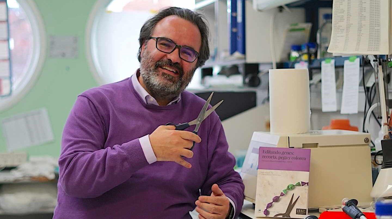 El biotecnólogo Lluis Montoliu