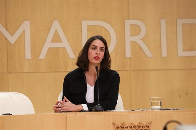 """Maestre califica de """"noticia fantástica"""" la adhesión de Errejón al Más Madrid"""