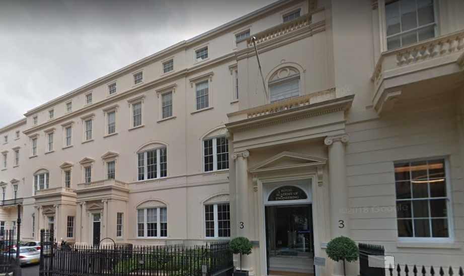 Mansión adquirida en Londres por Ken Griffin, el multimillonario fundador del hedge fund Citadel.
