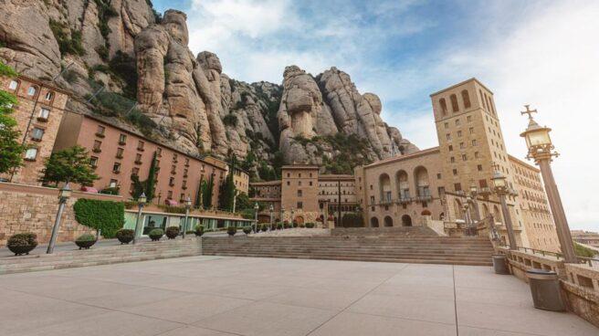 El monasterio de Monserrat
