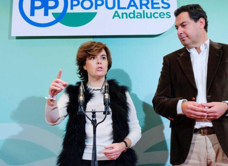 """Juanma Moreno: la persona """"con más poder en el PP"""""""