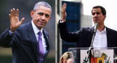 Guaidó, en la estela de Obama